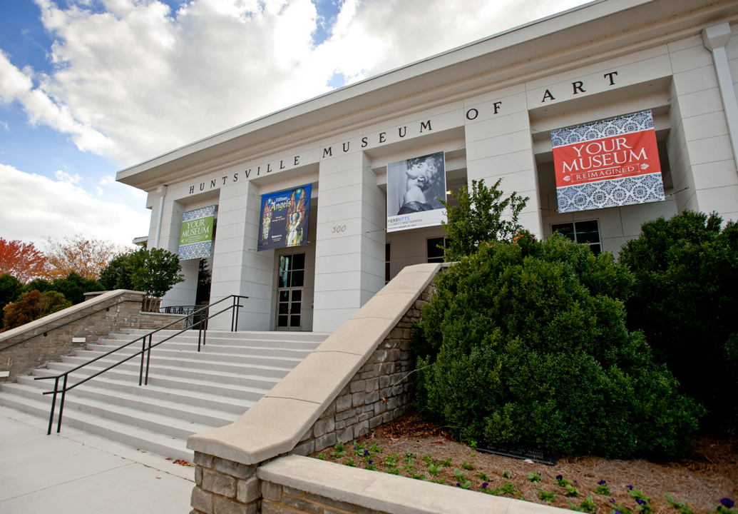 attractions huntsville museum of art