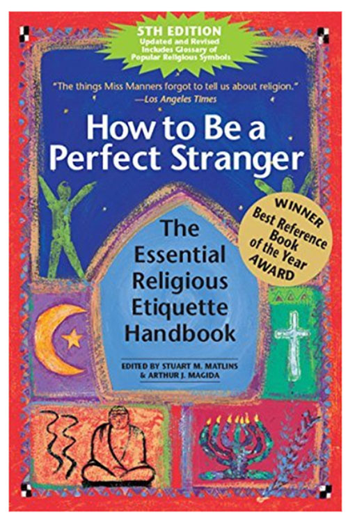 how to be a perfect stranger book cover