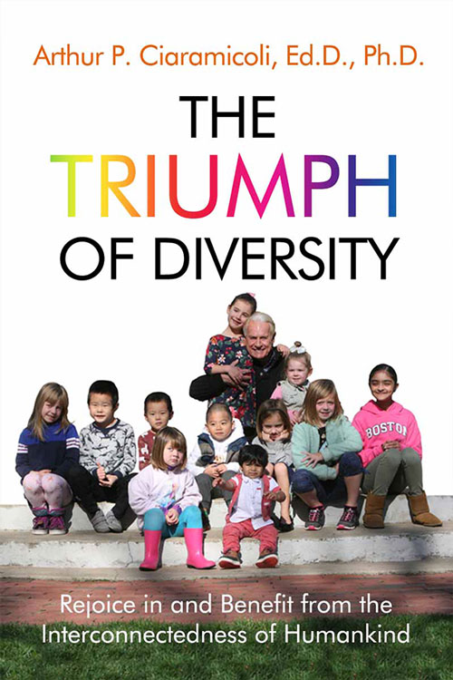 the triumph of diversity book cover