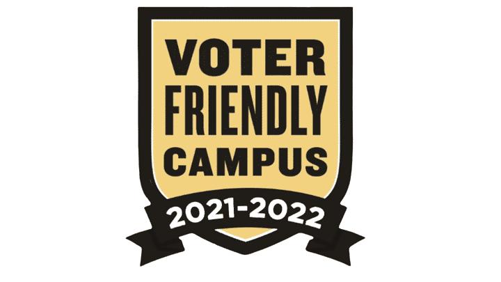 Uah Fall 2022 Calendar.Uah Designated As A Voter Friendly Campus For 2021 2022