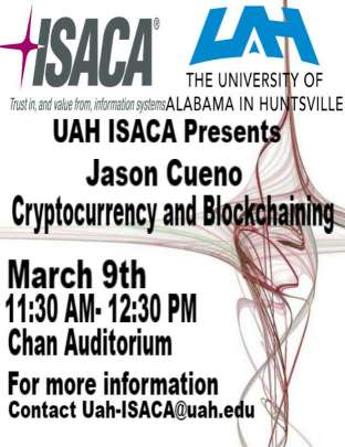 UAH ISACA Blockchaining