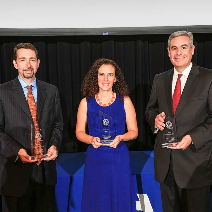 Alumni of Achievement 2014 Award Recipients
