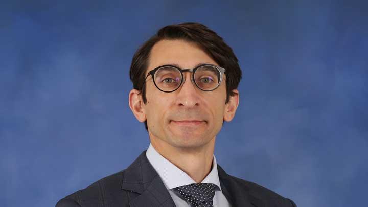 Dr. Nicholas Ginga