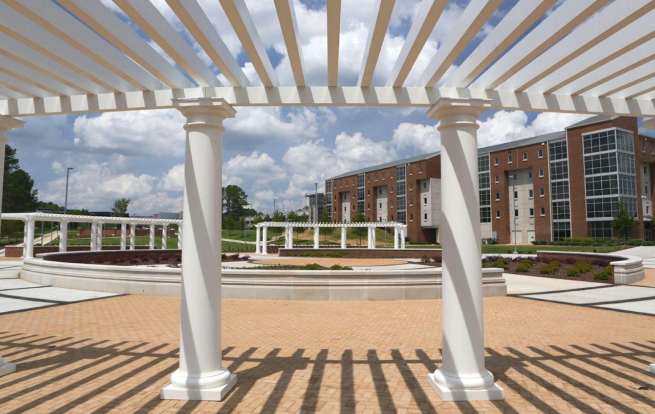 Venue University Greenway
