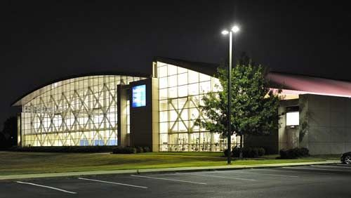 Venue University Fitness Center