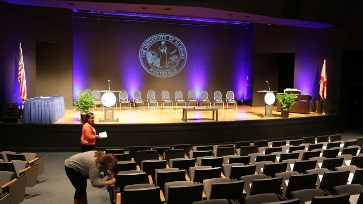 Venue Chan Auditorium