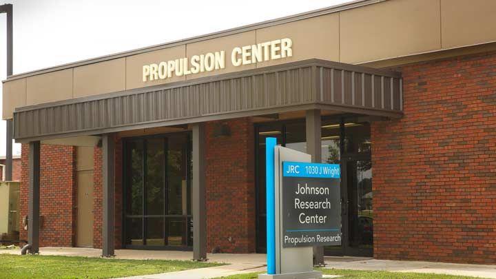 Venue Johnson Research Center