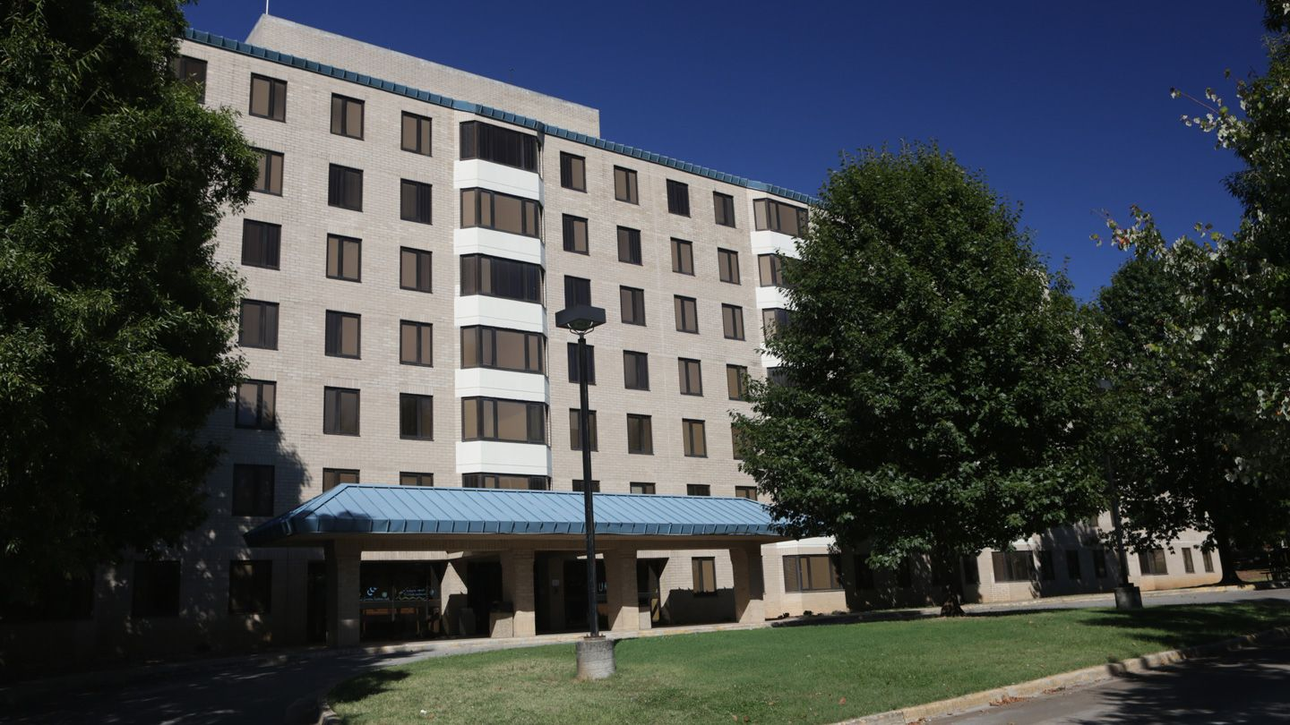 Venue Central Campus Residence Hall