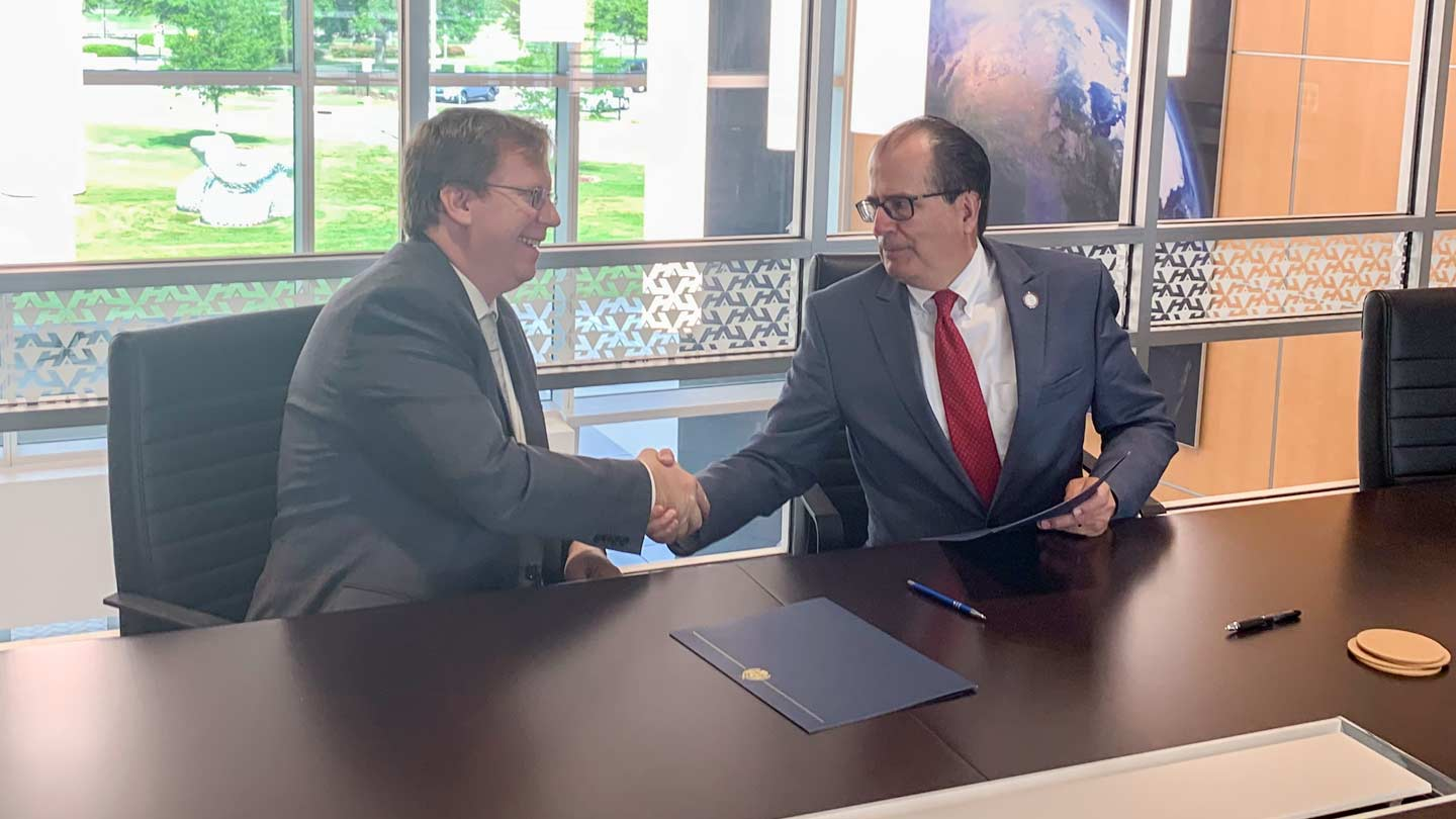 UAH joins New Mexico State University in unmanned aircraft
