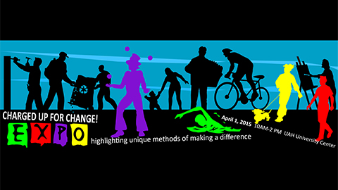 "UAH hosts ""Charged Up For Change! EXPO"" on April 1"