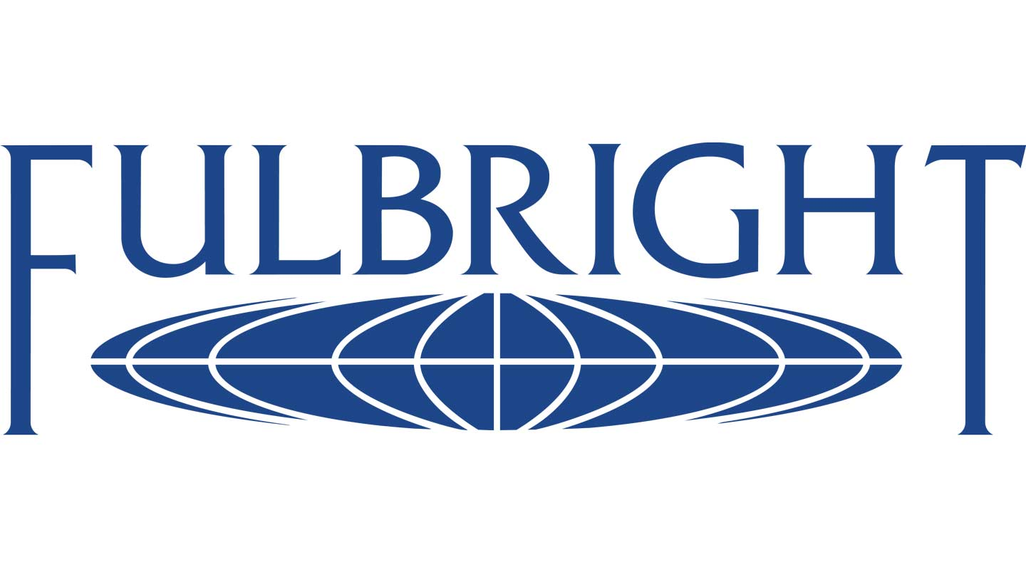 Fulbright EPS  Vector Logo Blue