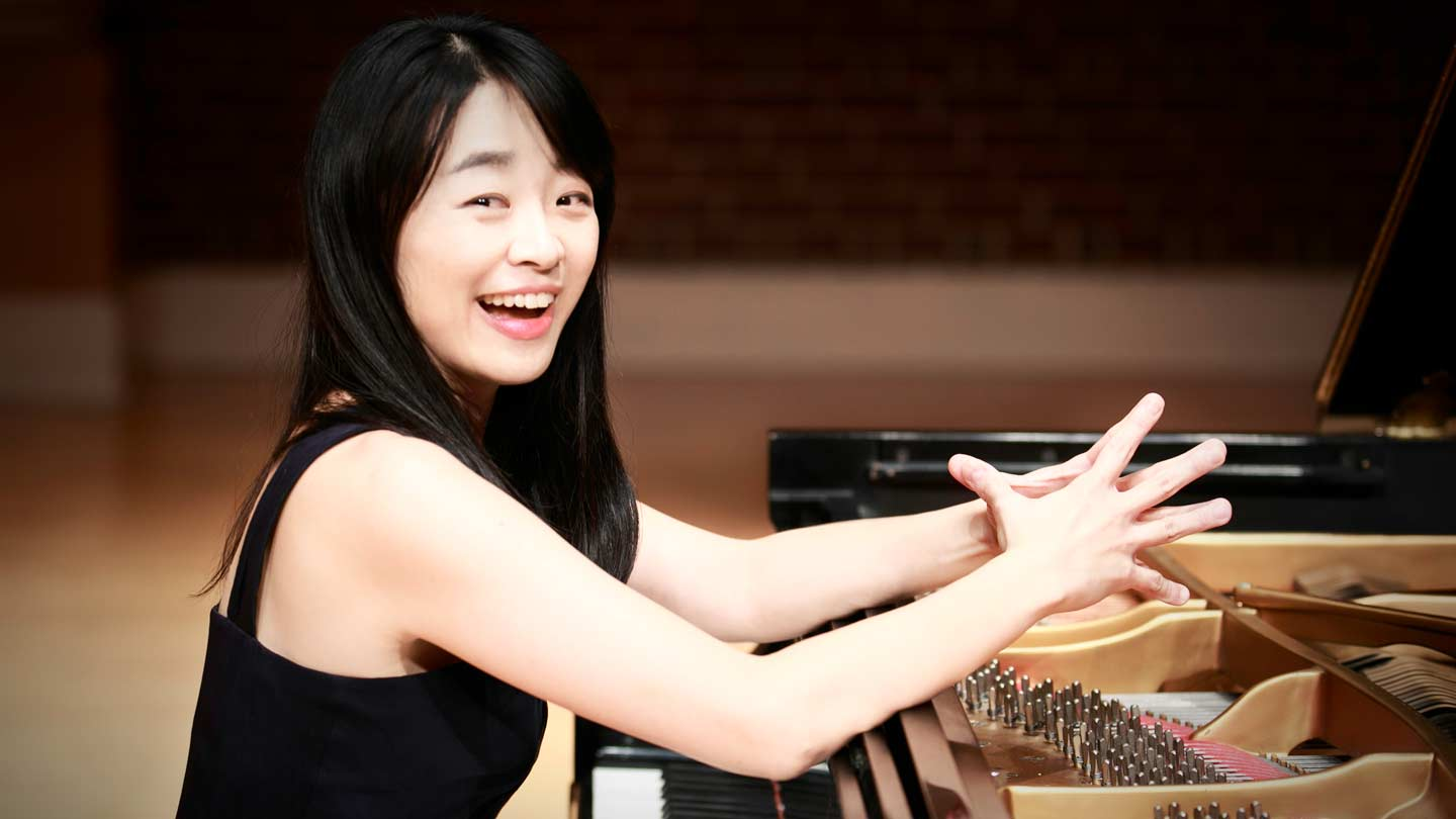UAH welcomes internationally renowned pianist, Jihye Chang Sung