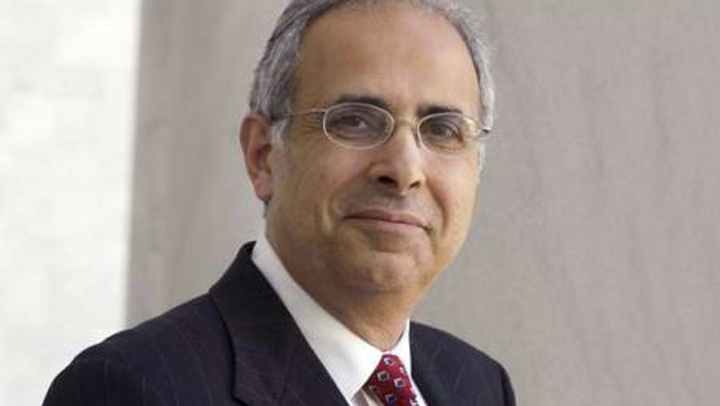 UAH welcomes John Zogby, international pollster and best-selling author to campus