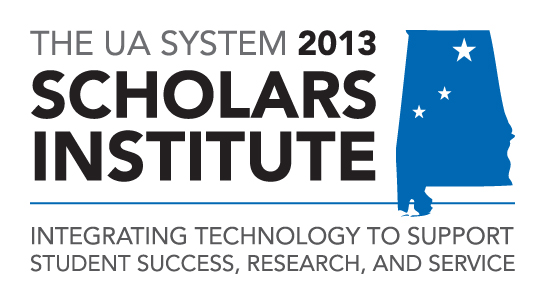 The UA System 2013 Scholars Institute