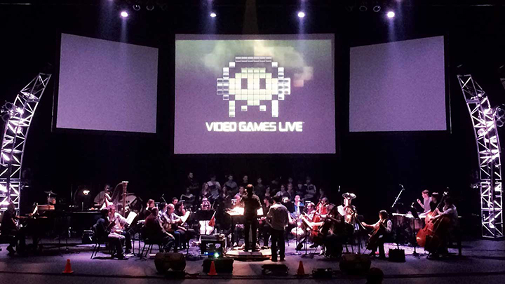 UAH Chamber Choir joins HSO for unique video game concert