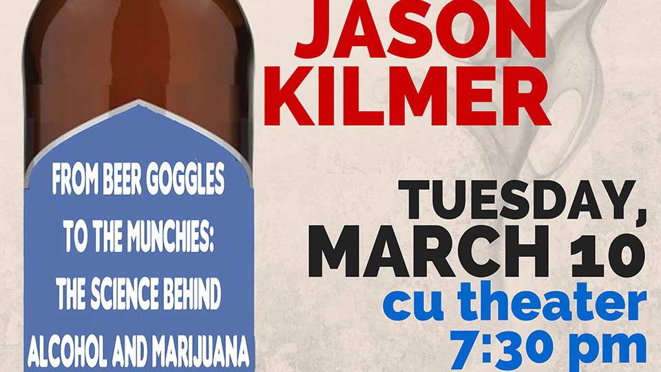 UAH Charger Choices Alcohol Prevention Program features guest speaker Jason Kilmer