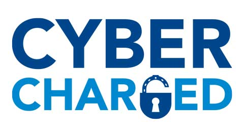 Cyber-Charged logo