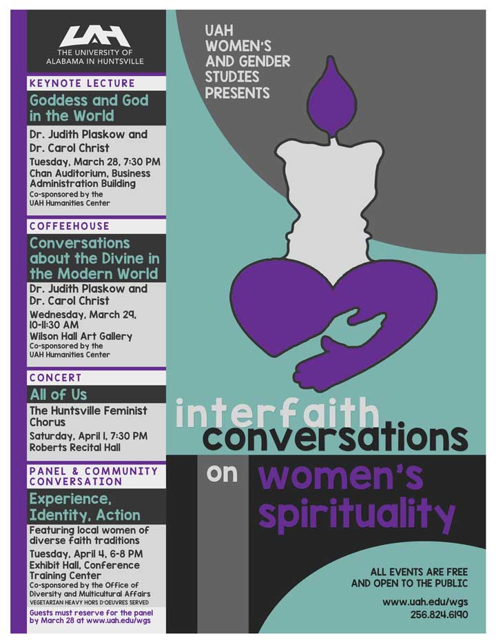 Interfaith Conversations Flyer
