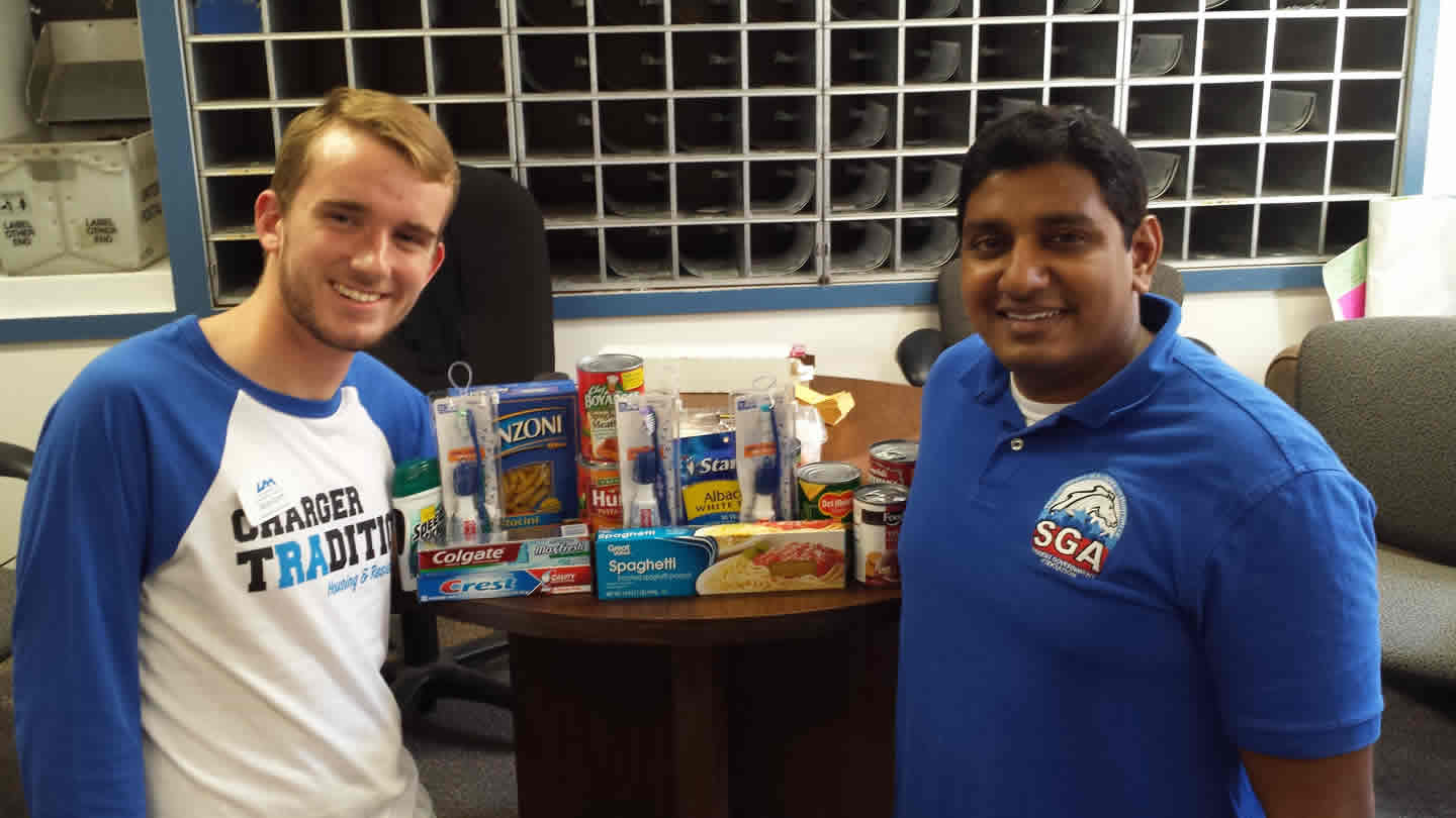 UAH's SGA to open need-based food pantry on campus
