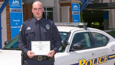 Officer Jeremy McKinney