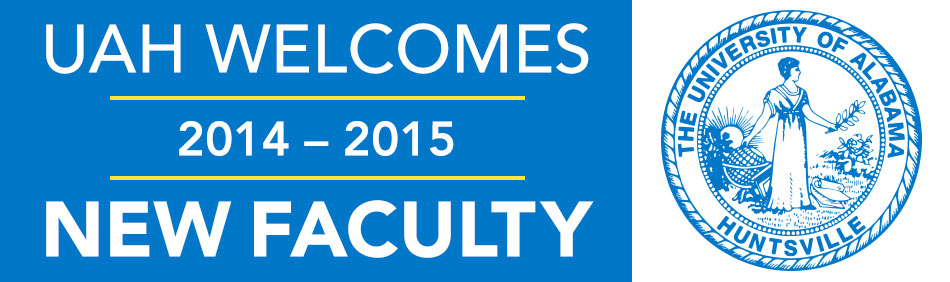 New UAH Faculty