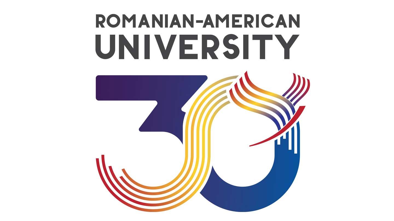 Sigla a 30-a aniversare a Universității Roman-Americane