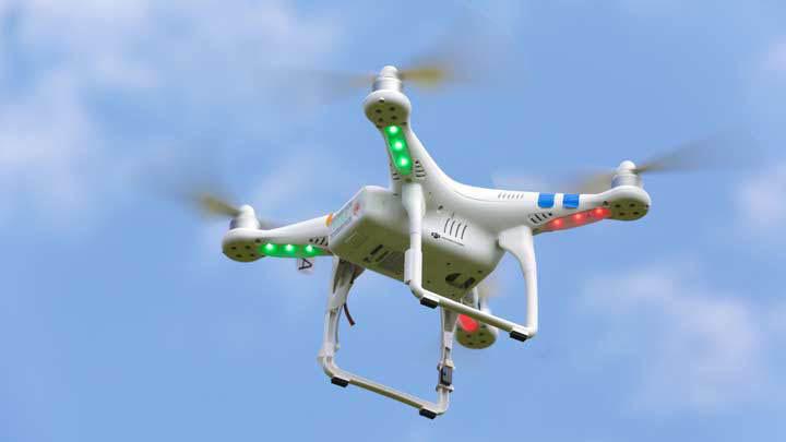 UAH RSESC drone