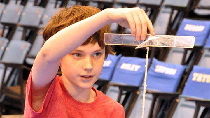 Science Olympiad returns to UAH for 22nd year