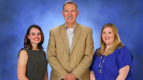 Three UAH employees receive 2015 Foundation Awards
