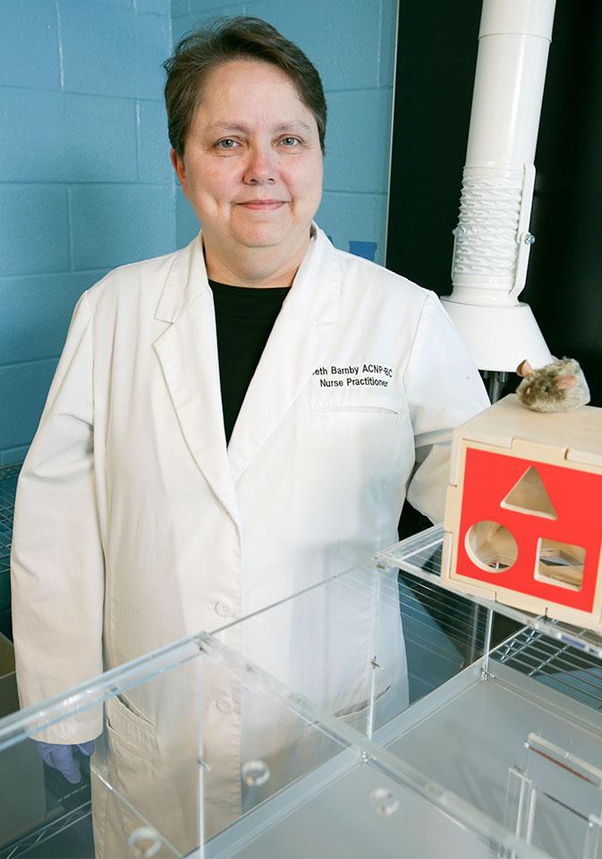 Dr. Beth Barnby