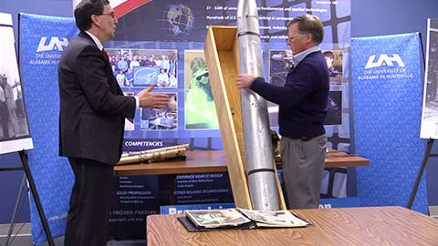 Blast From the Past – Opening a Rocketry Time Capsule