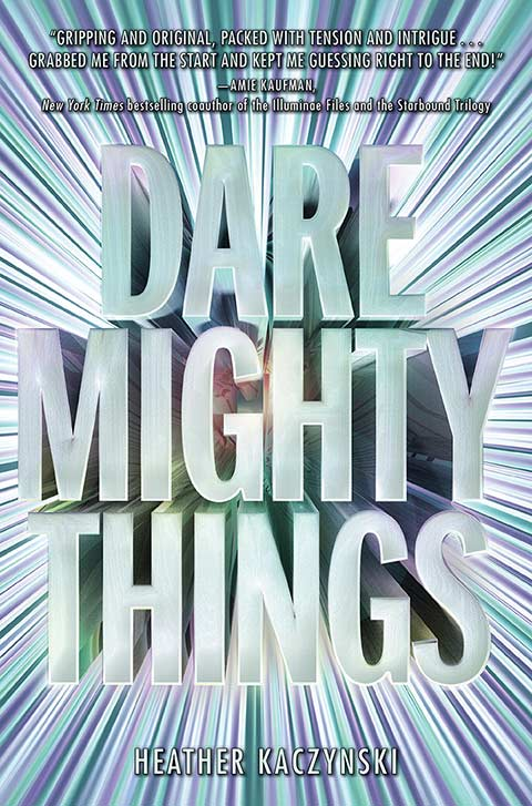 Dare Many Things book cover