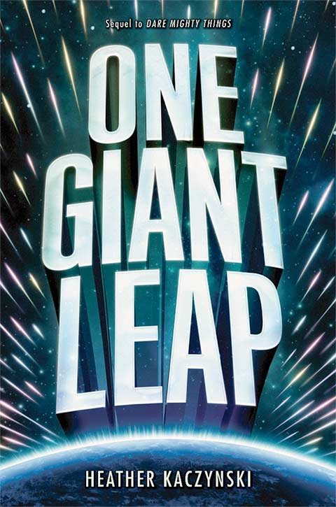 One Giant Leap book cover