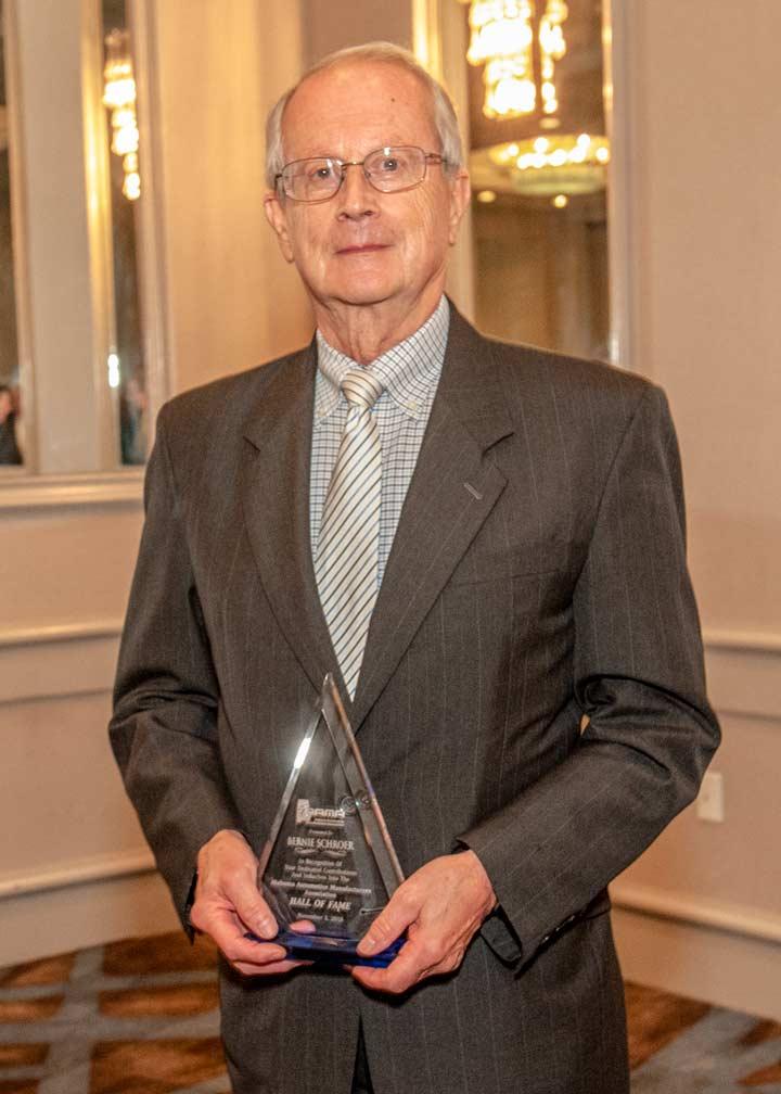 Dr. Bernard Schroer