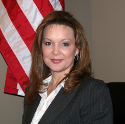 Lynn Troy ('92 BSE ), president of Troy 7 Inc., a Huntsville-based defense and space industry company.