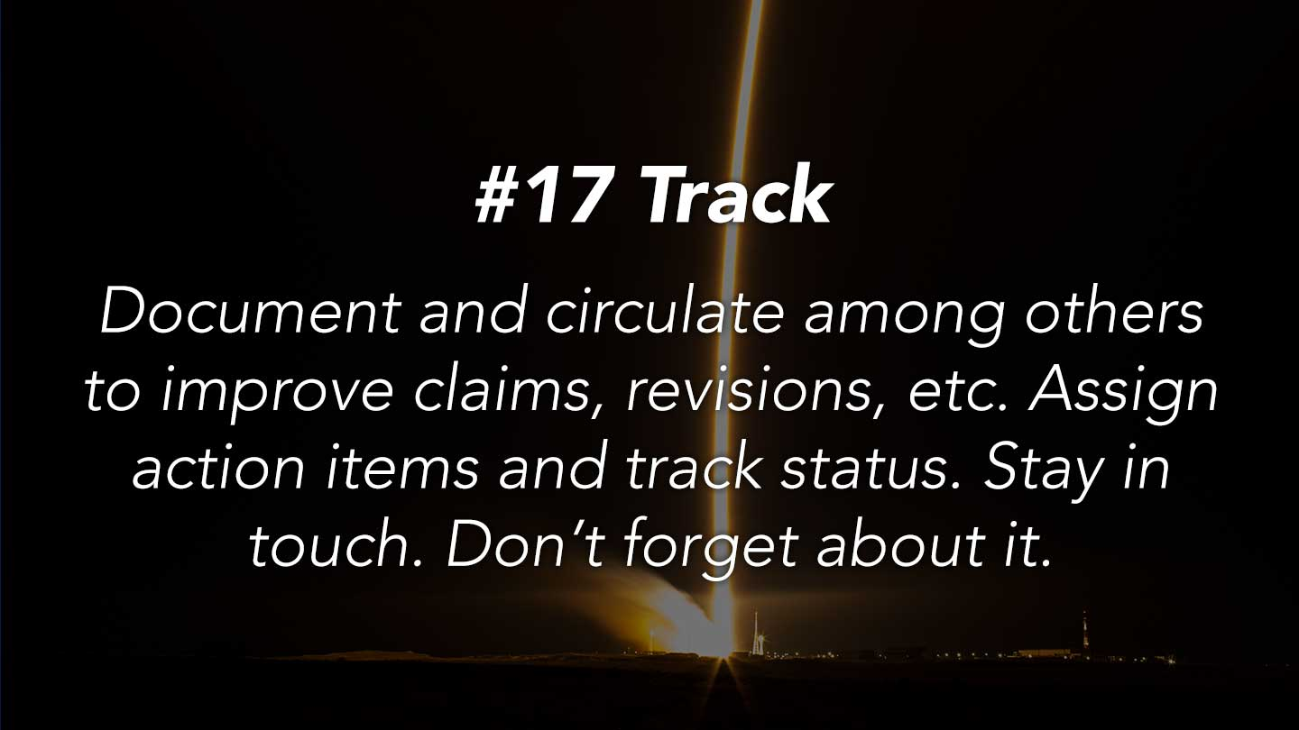 Track.  