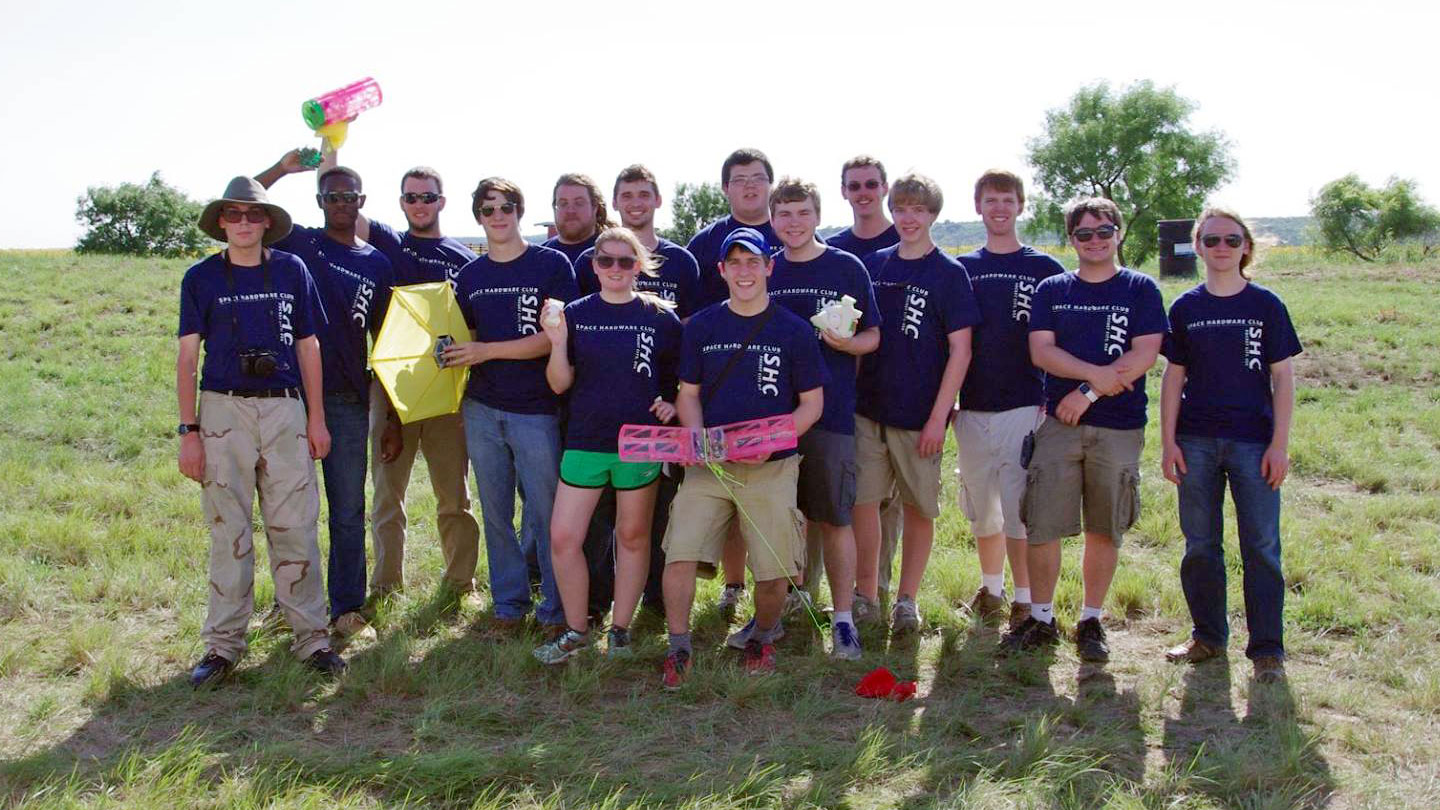 UAH Space Hardware Club teams place highly at CanSat competition