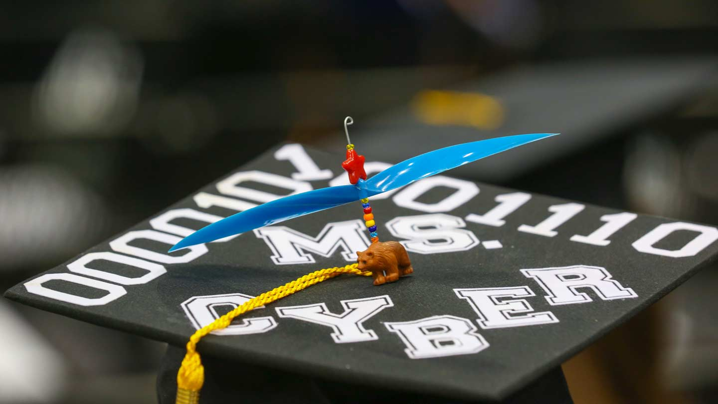 cyber mortar board
