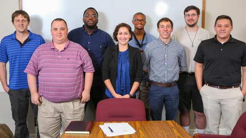 10 UAH students get NSF cybersecurity scholarships in second year of program