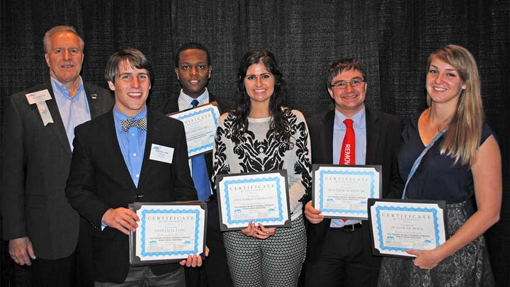 Von Braun Memorial Symposium sees record number of student poster entries