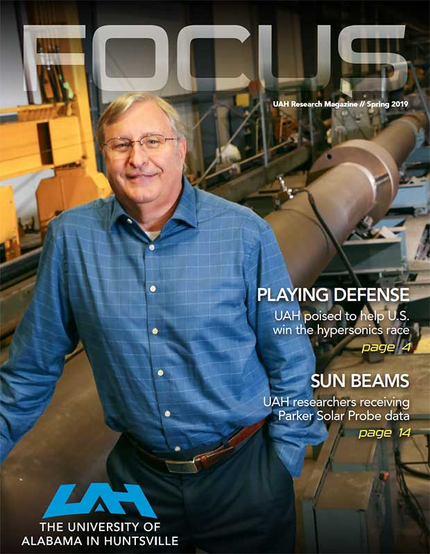 uah focus research magazine spring 2019