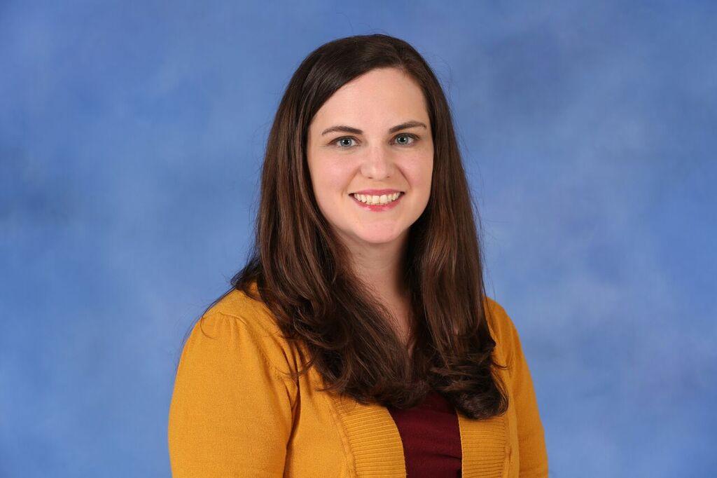 Ms. Rachel Ward