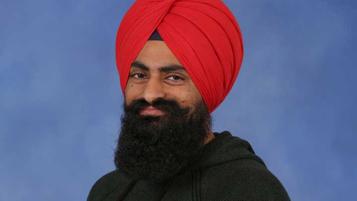 Dr. Talwinder Singh