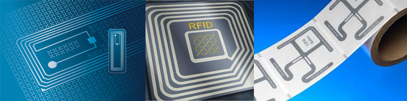 Resonant Radio Frequency Identification (RFID), Detection and Determination of Location and Status of Objects