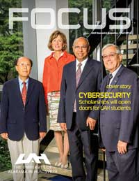 Cover and link to 2014 - Fall FOCUS magazine