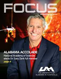 Cover and link to 2016 - Fall FOCUS magazine