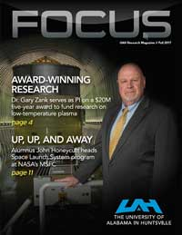 Cover and link to 2017 - Fall FOCUS magazine