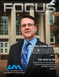 Cover and link to 2018 - Fall FOCUS magazine