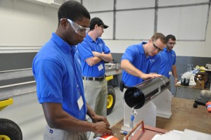UAHuntsville-Student-Launch-Initiative-SLI-Rocket-Lab-2011