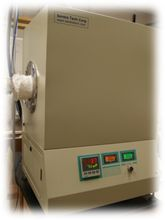 Sentro Tech Corporation Carbonizing Furnace model: STT-1500C-2.5-18